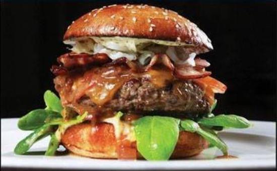 Quechee, Вермонт: burger