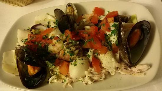 Borgo a Buggiano, Italia: Assaggi di mare