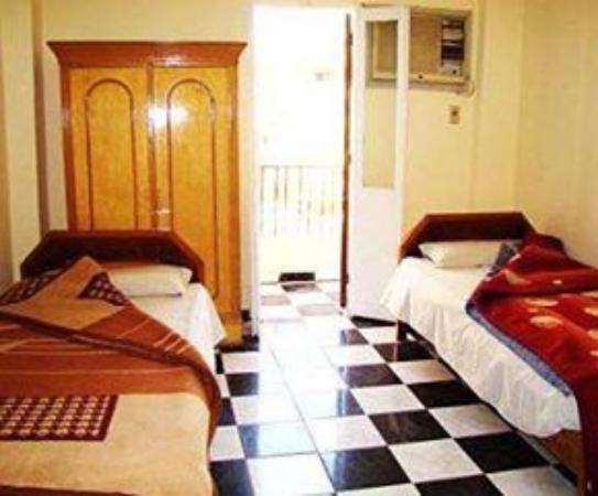 Venus Hotel: Room