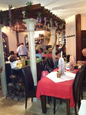 Restoran Giardino: lunch