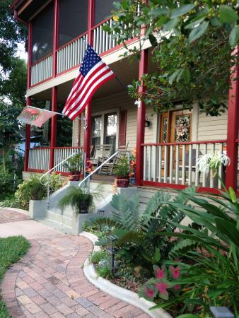 Green Cove Springs, Floryda: Peaceful entry