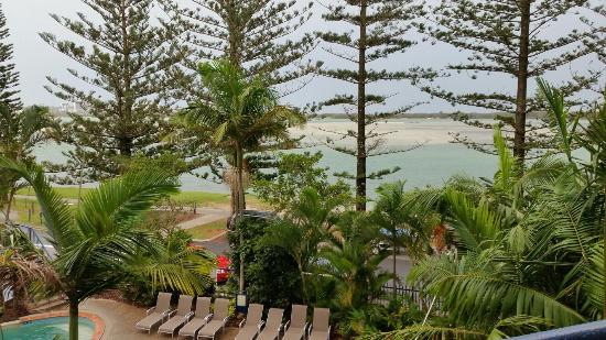 Golden Beach, Avustralya: Great view