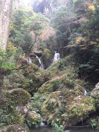 Shimizu Waterfalls