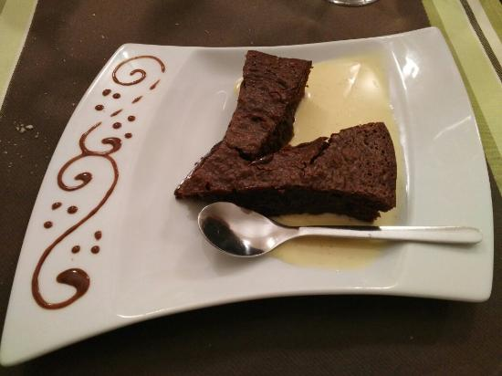 Pamiers, Francia: Moelleux au chocolat