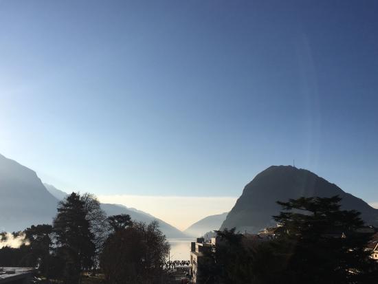 Hotel Pestalozzi Lugano Foto