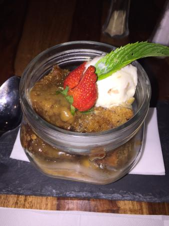 Wanneroo, Australie : Sticky date pudding