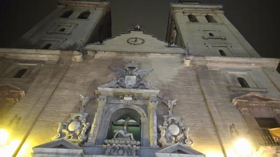 Basilica de Nuestra Senora de las Angustias