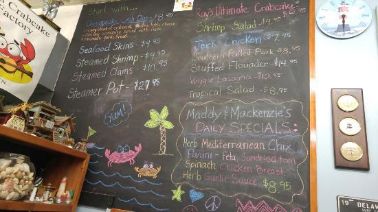 Hendersonville, TN: Ray's Crabcake Factory