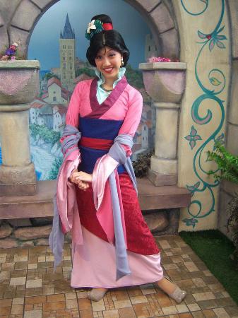 Meet Mulan