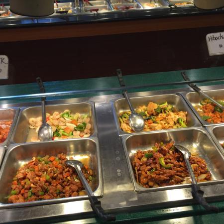 Mount Vernon, IL: Asian Buffet