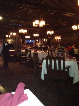 inside picture of el tovar lodge dining room grand canyon rh tripadvisor com