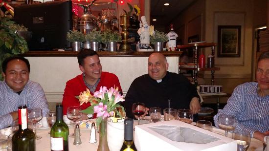 Il mulino restaurant italian restaurant 132 veterans for Domont restaurant