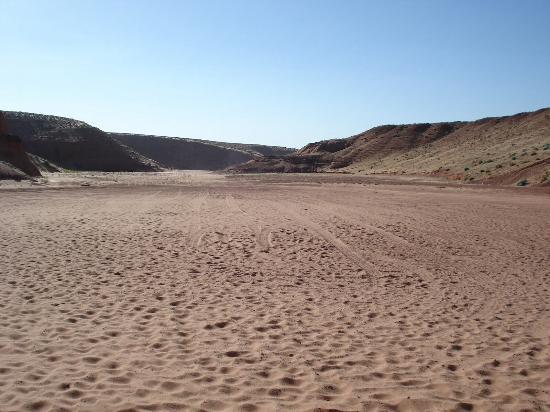 Antelope slot canyon tours page