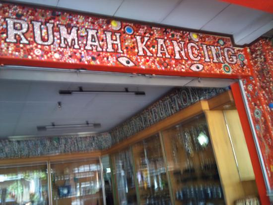 Kerobokan, Endonezya: entrance