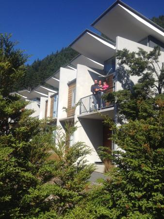 Foto de Queenstown Lakeview Holiday Park