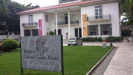 Museu Carlos Costa Pinto