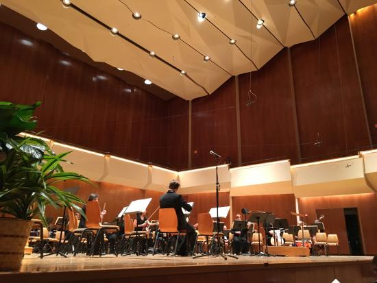 Urbana, IL: Orchestra seating