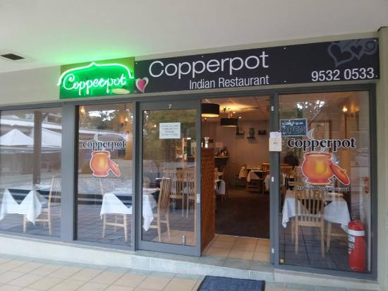 Copperpot Indian Restaurant