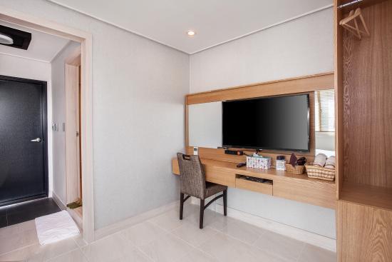 충주, 대한민국: 5층 리모델링 객실
