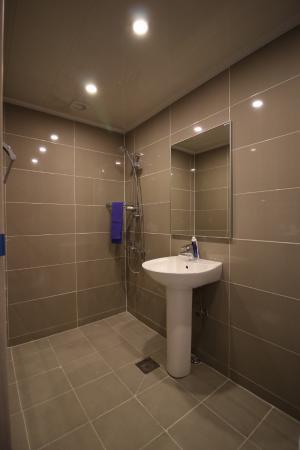 충주, 대한민국: 객실내 화장실