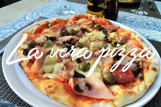 Curridabat, Costa Rica: Pizza Italiana