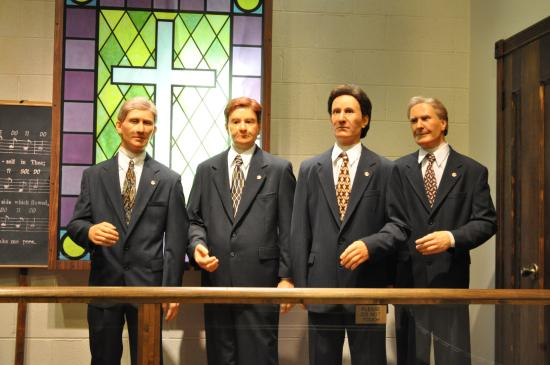 Southern Gospel Music Hall of Fame and Museum: They'll sing to you!