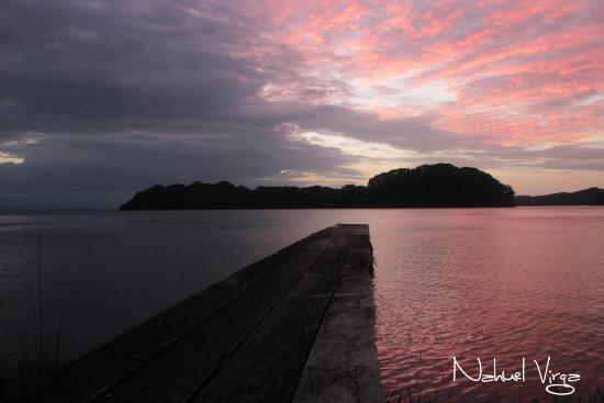 Solentiname Islands, Nicarágua: Atardecer en el Archipielago de Solentiname, Nicaragua
