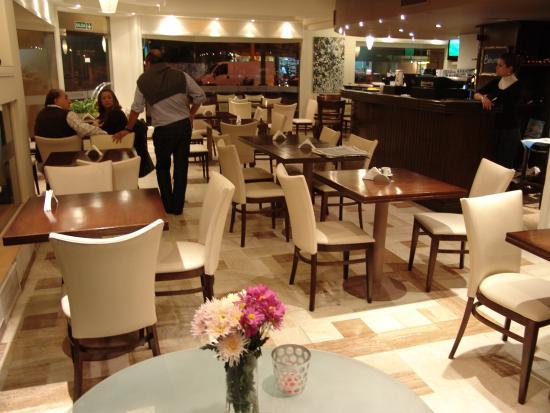 Terrazas Hotel: resto bar