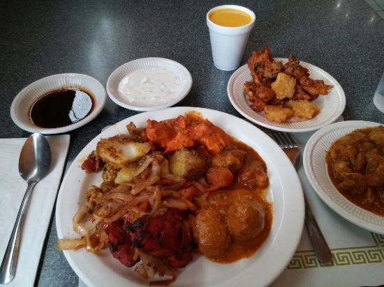 excellent indian lunch buffet review of delhi hut canton mi rh tripadvisor com
