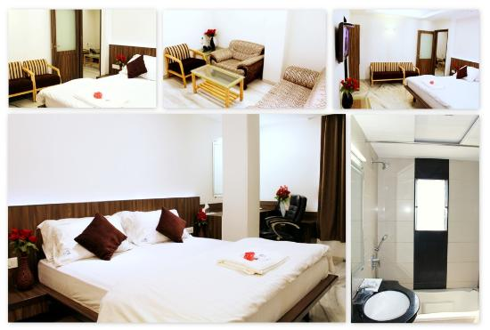 Hotel Grand Ambience: SUITE ROOM