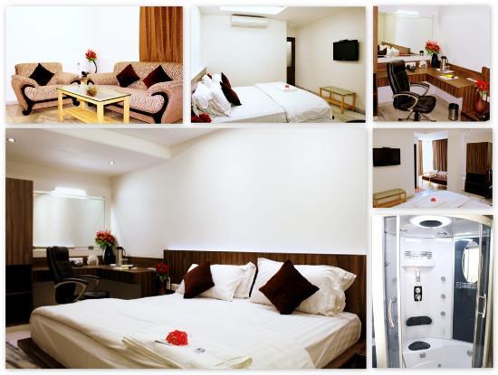 Hotel Grand Ambience: PRESIDENTIAL SUITE ROOM