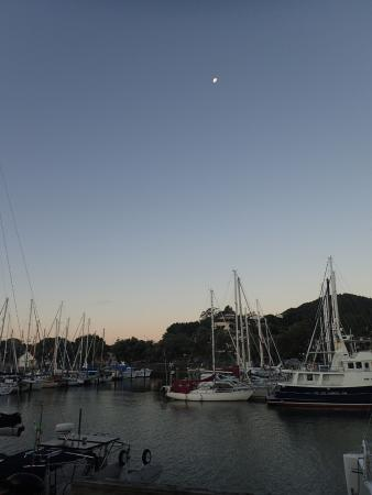 วานกาไร, นิวซีแลนด์: The Town Basin