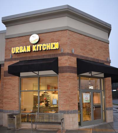 Urban Kitchen Restaurant Haymarket Va