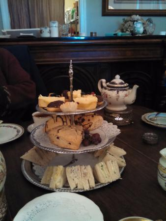 British Bell Tea Room Newark Delaware