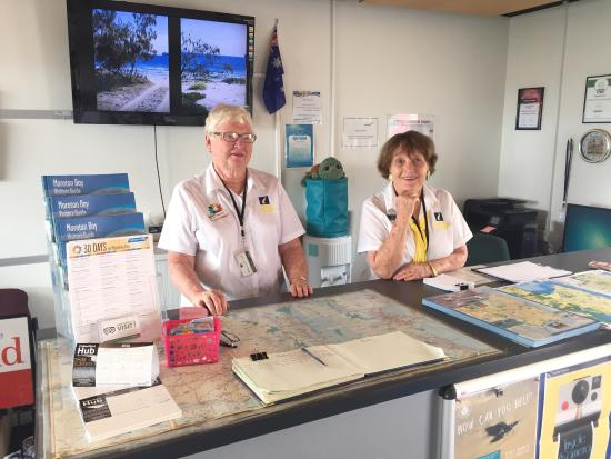 Redcliffe, Australia: What friendly , knowledge full and happy to be of assistance staff & they volunteer there time.