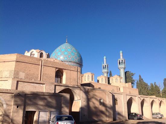 Aramgah-e Shah Ne'matollah Vali