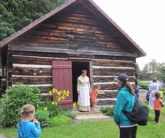 Madoc, Canada: School open for young visitors