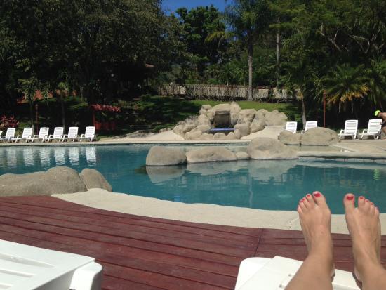 Hotel Borinquen Mountain Resort: Pool