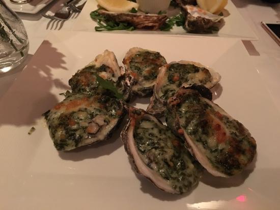 Whitestone, estado de Nueva York: Oysters