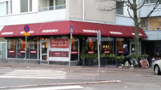 photo2 jpg  kuva Ravintola Weeruska, Helsinki  TripAdvisor