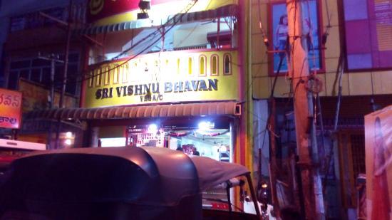 Hotel Vishnu Bhavan