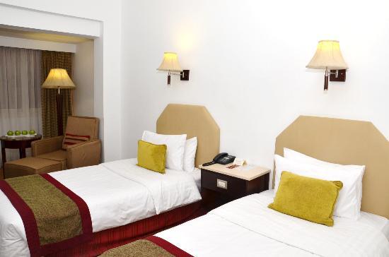 Baron Hotel Heliopolis Cairo : Guest Room
