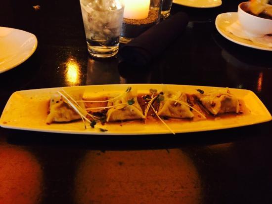 P.F. Chang's: House made dumplings