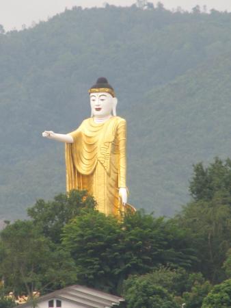 Kengtung, Burma: énorme
