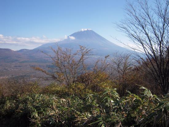 Yamanashi Prefecture, Japón: 富士山