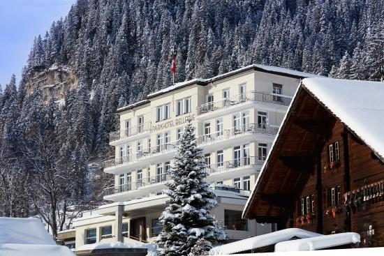 Parkhotel Bellevue: Hotel in Traumlage