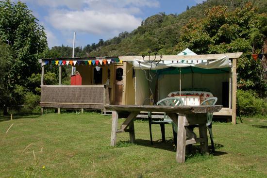 Wanganui, Nueva Zelanda: The Glory Cart Glamping