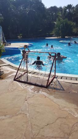 Diani Sea Resort: watter polo