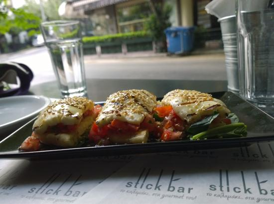 Food picture of stick bar athens tripadvisor for Hotel food bar atelier 84