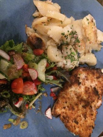 Ipswich, Australia: Menu & meals